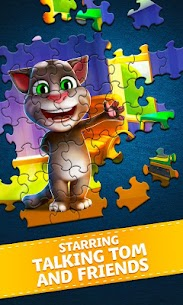Jigty Jigsaw Puzzles 3.9.1.2 MOD for Android 1