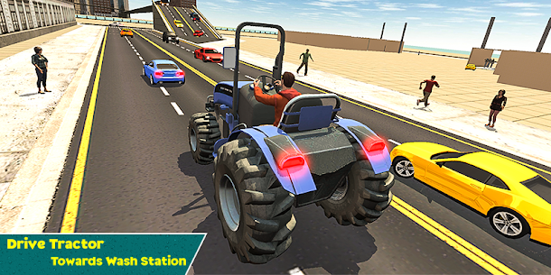 Tractor Wash Service Tractor For Pc, Windows 10/8/7 And Mac – Free Download 1