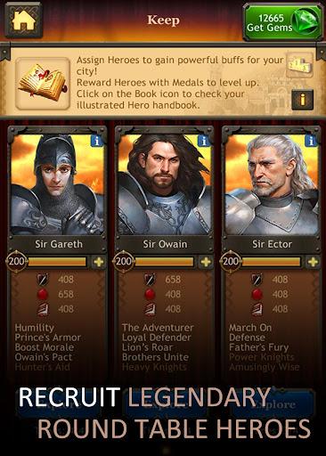 Kingdoms of Camelot: Battle  screenshots 13