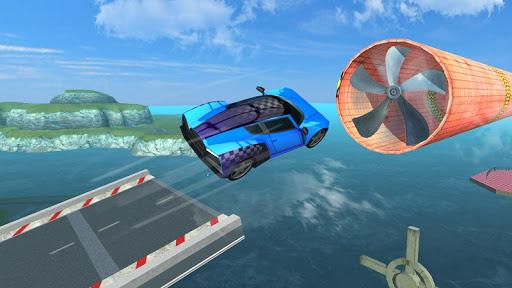 Mega Ramp Car Racing :  Impossible Tracks 3D 5.5 Screenshots 12