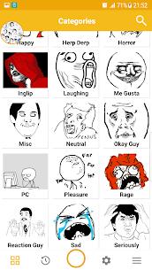 Meme Stickers for Messenger 5