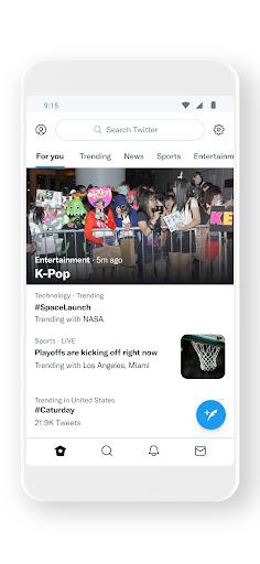 Twitter apktram screenshots 2