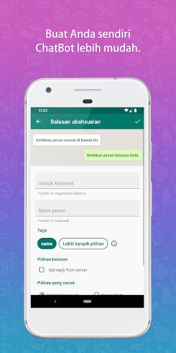 WhatsAuto – Aplikasi Balas Otomatis