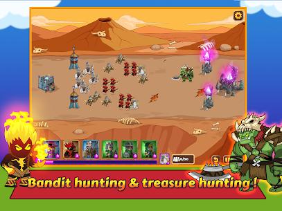 Dropwars MOD APK: Defense Kingdom Wars (Unlimited Gold) 8