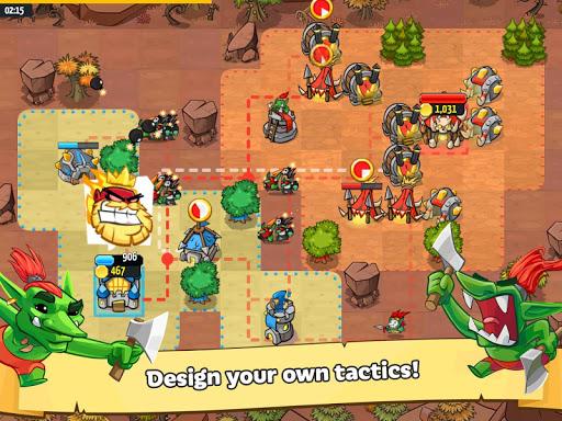 Like a King RTS: 1v1 Strategy screenshots 18