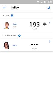 Dexcom Follow 4.1.0 Screenshots 1