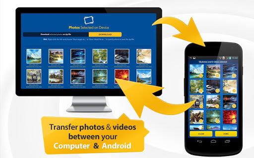 Photo Transfer App modavailable screenshots 2