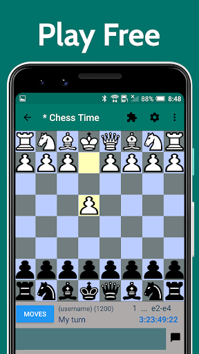 Chess Time - Multiplayer Chess 3.4.2.96 Screenshots 4