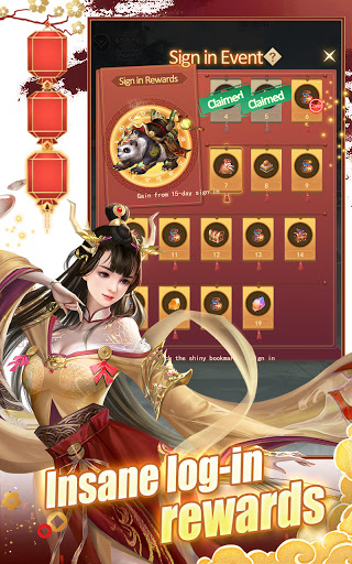 Immortal Taoists-Idle Game of Immortal Cultivation 1.5.2 screenshots 2