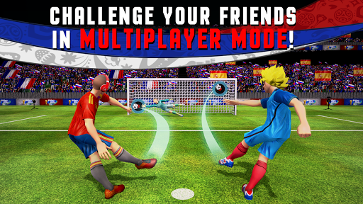 Soccer Games 2019 Multiplayer PvP Football 1.1.7 Screenshots 5