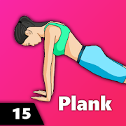 Plank - Workout for Women, Weight Loss Fitness App