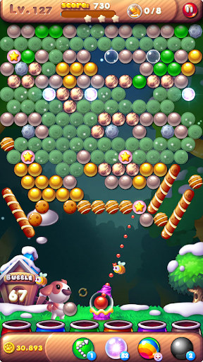 Bubble Bird Rescue 2 - Shoot! 3.1.9 screenshots 7