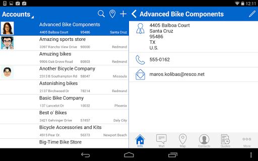 Resco Mobile CRM apktram screenshots 11