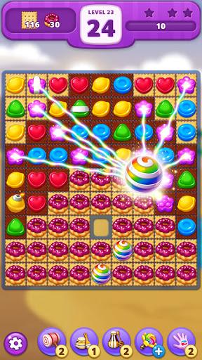 Lollipop: Sweet Taste Match 3  screenshots 2