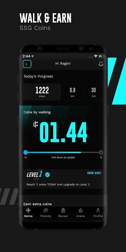 StepSetGo - Pedometer, Step Counter, Step Tracker  screenshots 2