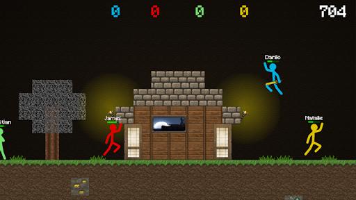 Stickman VS Multicraft: Fight Pocket Craft 1.1.1 screenshots 1