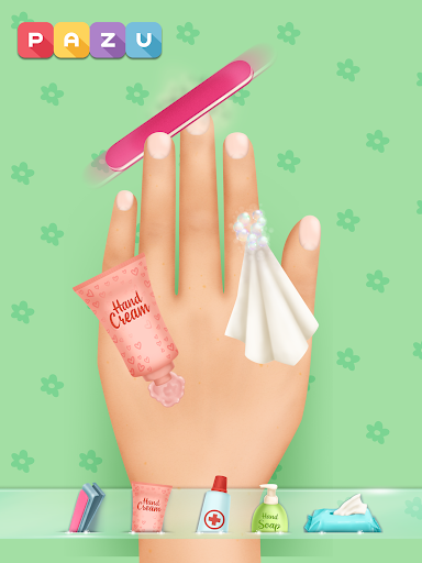 Girls Nail Salon - Manicure games for kids 1.21 Screenshots 9