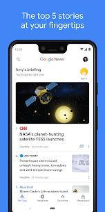 Google News – Top world & local news headlines 1