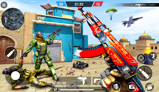 Real Commando Secret Mission - FPS Shooting Games 1.26 screenshots 7