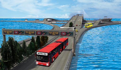 Metro Bus Games 2020: Bus Driving Games 2020  screenshots 1