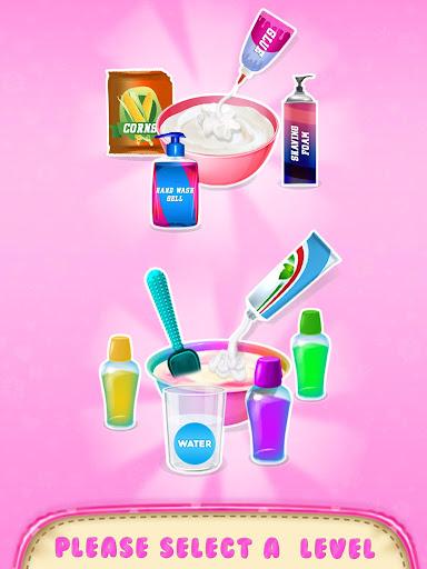 Make Fluffy Slime Jelly  DIY Slime Maker Game 2019 1.7 Screenshots 9
