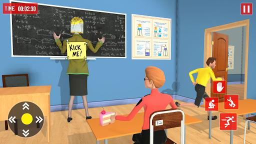 Hello Spooky Scarry Ice Scream Teacher 3D 2020 APK MOD (Astuce) screenshots 4
