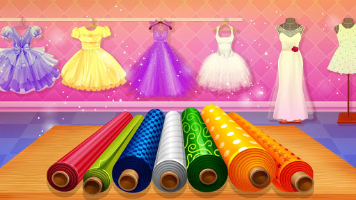 Wedding Dress Tailor Shop: Design Bridal Clothes 1.0.8 screenshots 11