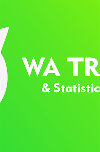 WA Tracker – WhatsApp Radar, Statistics & Analysis For Android 2