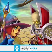Kings Hero 2: Turn Based RPG app thumbnail