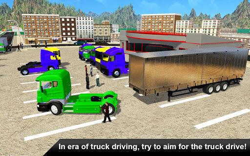 City Truck Pro Drive Simulator screenshots 5