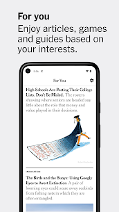 The New York Times Apk – New 2021* 5