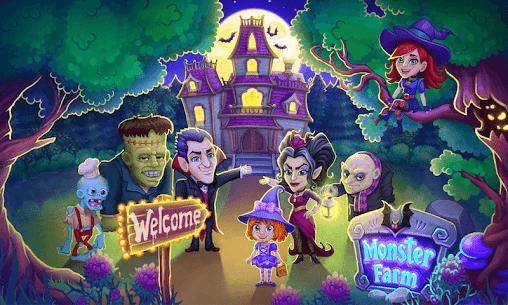 Monster Farm MOD APK 1.76 (Free Shopping) 8
