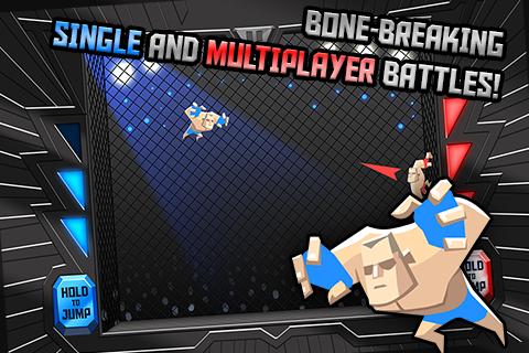 UFB: Ultra MMA 2 Player Fighting & Wrestling Games 1.1.15 screenshots 2