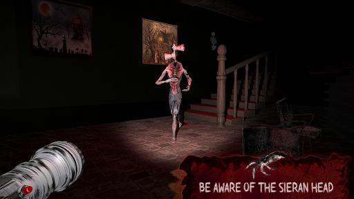 Siren Head Game: Horror Hospital Apkfinish screenshots 6