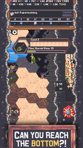 Idle Well: Dig a Mine 1.2.2 screenshots 1
