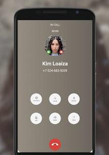 Kim Loaiza Fake Call – Call Chat Kimberly Loaiza 3