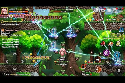 Roem - Pixel Dungeon Raid screenshots 7