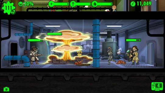 Fallout Shelter MOD APK (Unlimited Money) 7