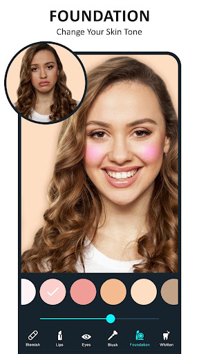 Beauty Makeup Camera - Selfie Beauty Photo Editor screenshots 3