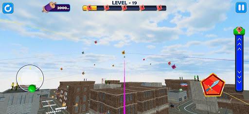 Indian Kite Flying 3D  screenshots 2