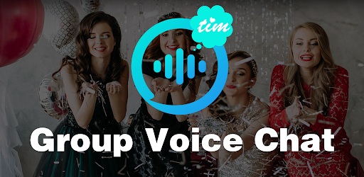 TimLive -Group Voice Chat Room
