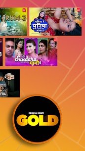 Cinema Dosti Gold: Premium Web Series, Movies (MOD APK, Subscribed) v1.41 3