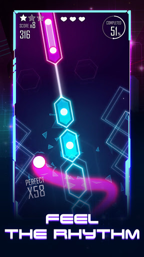 Magic Dot - Dancing Line 1.0.1 screenshots 2