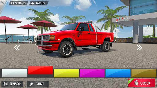 Modern Car Parking 2 Lite - Driving & Car Games apkdebit screenshots 5