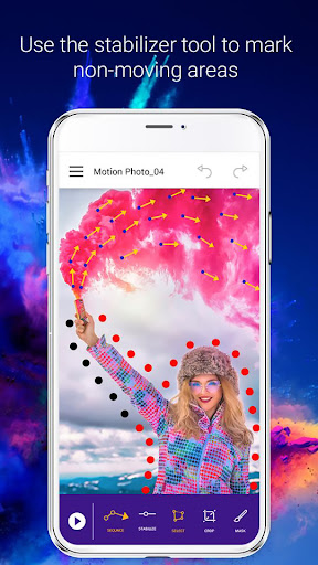 Photo Effect Animation Video Maker android2mod screenshots 12