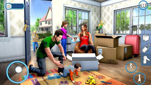 New Family House Builder Happy Family Simulator 1.6 Screenshots 15