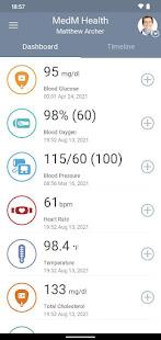 MedM Health 2.11.327 Screenshots 1