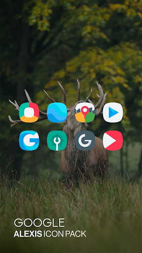 Download APK: Alexis Icon Pack: Clean and Minimalistic v10.9 [Patched]