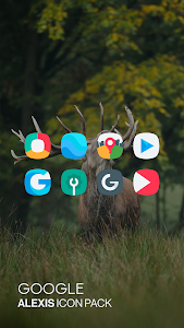 Alexis Icon Pack: Clean and Minimalistic 11.0 (Patched)