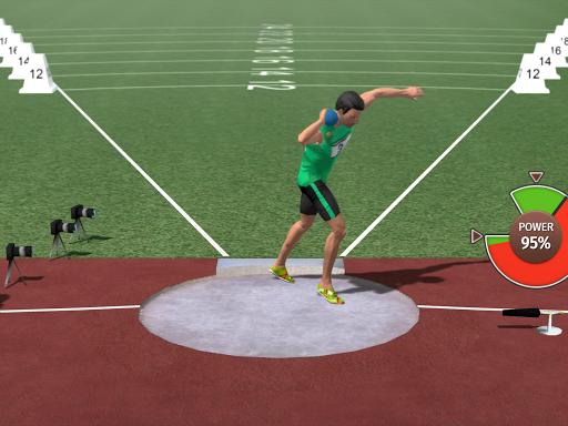 Athletics Mania: Track & Field Summer Sports Game Apkfinish screenshots 10